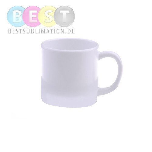 espresso tasse 150ml kunststoff f r die sublimation. Black Bedroom Furniture Sets. Home Design Ideas