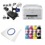 Drucker-Set, EPSON WP-4095DN + MATE-8IN1-2, für die Sublimation