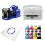 Drucker-Set, EPSON WP-4095DN + PLUS-KBJQ2, für die Sublimation