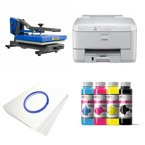 Drucker-Set, WP-4095DN + PLUS-PB4060D, für die Sublimation