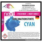 J-Next Sublimationstinte, CYAN, J-Teck, 1000 ml