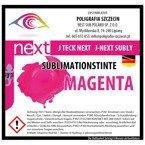 J-Next Sublimationstinte, MAGENTA, J-Teck, 1000 ml