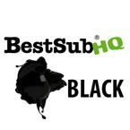 Sublimationstinte, BLACK, 1000 ml, Best Sub HQ