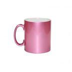 Tasse 300ml, Soft Color, Rosa, für die Sublimation