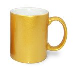 Tasse 330ml, Soft Color, Gold, für die Sublimation